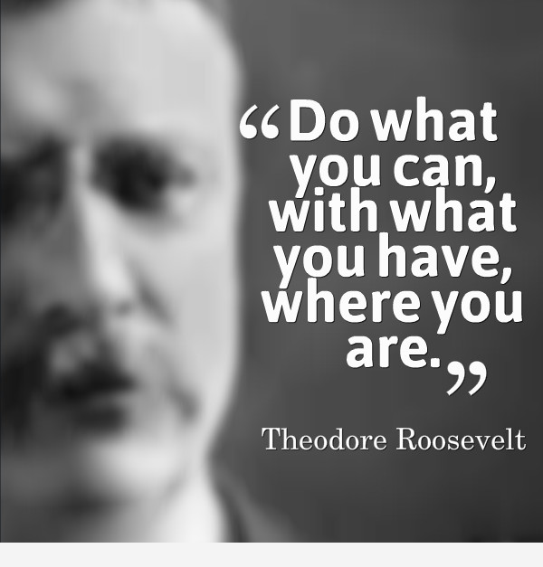 Theodore Roosevelt Quotes On Leadership  Theodore Roosevelt famous quotes – Inspirational Quotes