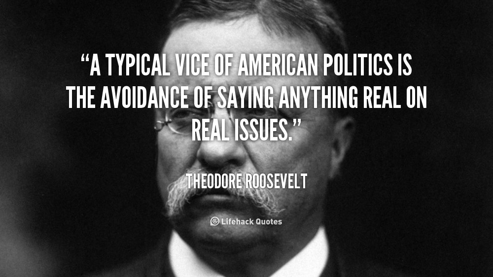 Theodore Roosevelt Quotes On Leadership  AMERICAN POLITICS QUOTES image quotes at hippoquotes