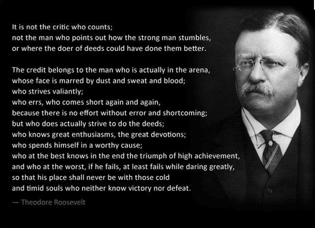 Theodore Roosevelt Quotes On Leadership  Teddy Roosevelt Leadership Quotes QuotesGram