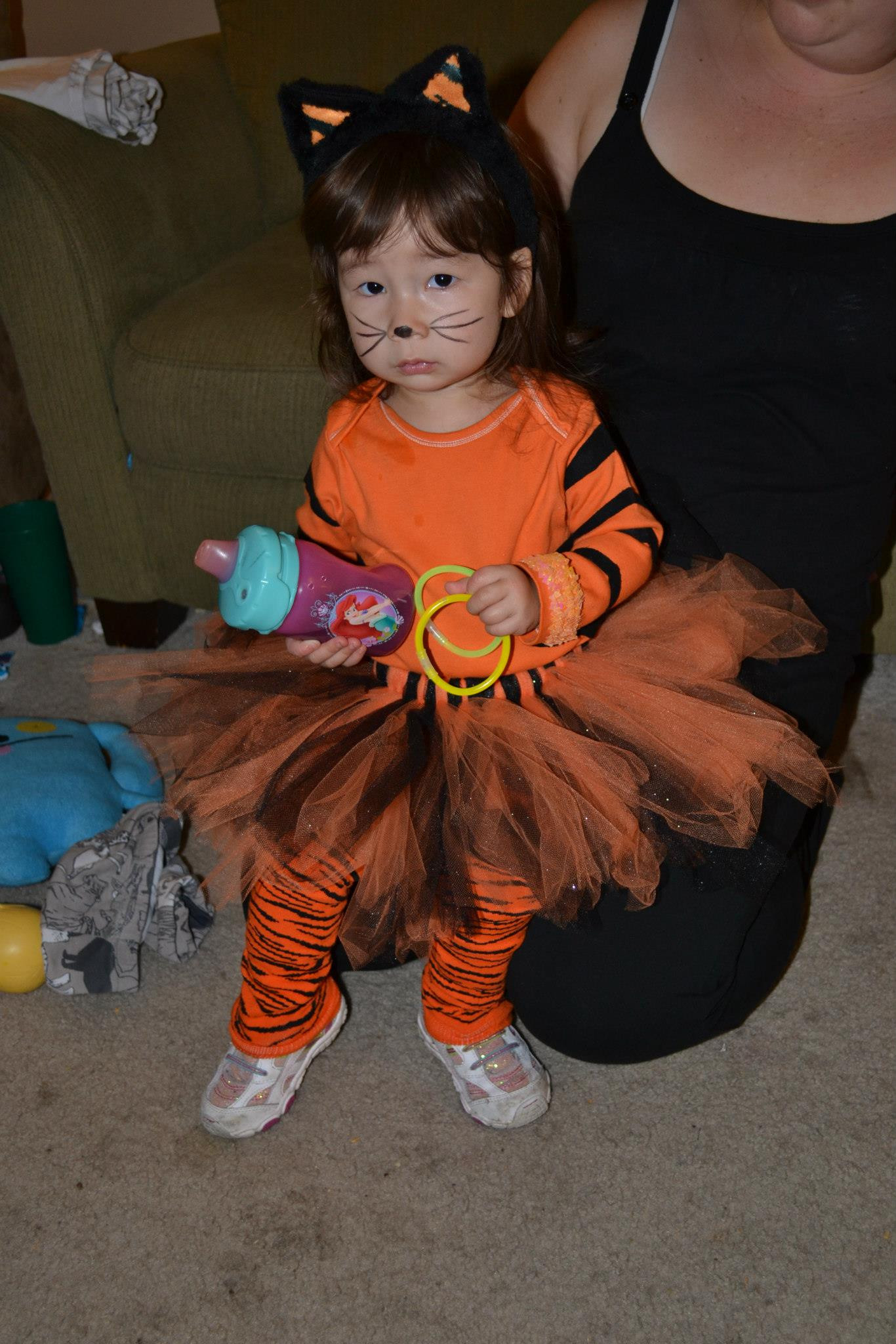 Tiger Costume DIY  DIY Lion And Tiger Halloween Costumes Oh MY Surviving