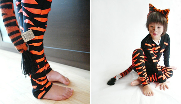 Tiger Costume DIY  DIY Halloween Costumes