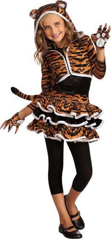 Tiger Costume DIY  kid tiger costume