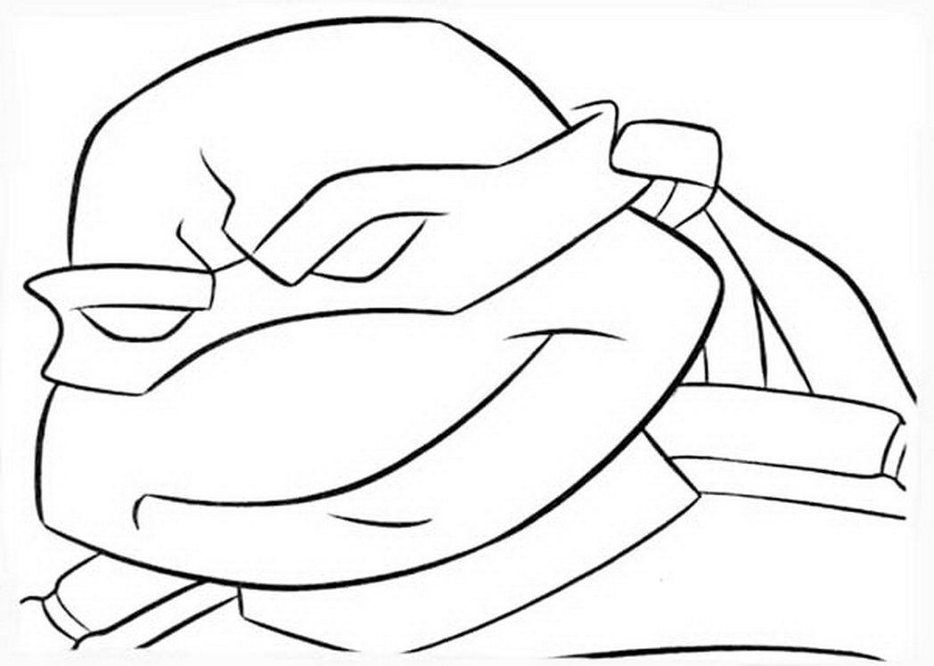 Tmnt Girls Coloring Pages  Teenage Mutant Ninja Turtles Coloring Pages Leonardo