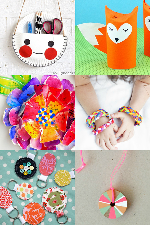 Toddler Artwork Ideas  Summer holiday Rainy day crafts for kids Mollie Makes