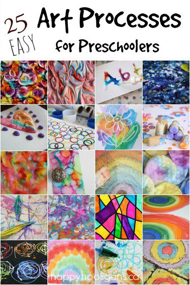 Toddler Artwork Ideas  8 Awesome Art Projects for Kids You ll Want to Treasure