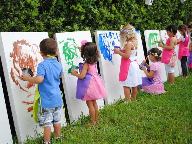 Toddler Backyard Birthday Party Ideas  15 Awesome Outdoor Birthday Party Ideas For Kids