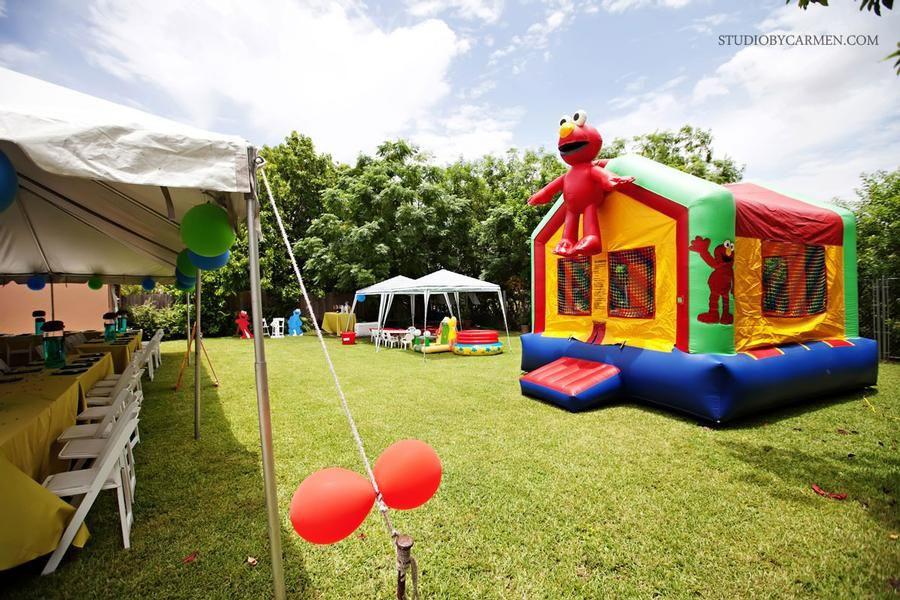 Toddler Backyard Birthday Party Ideas  Backyard party ideas My kids Pinterest
