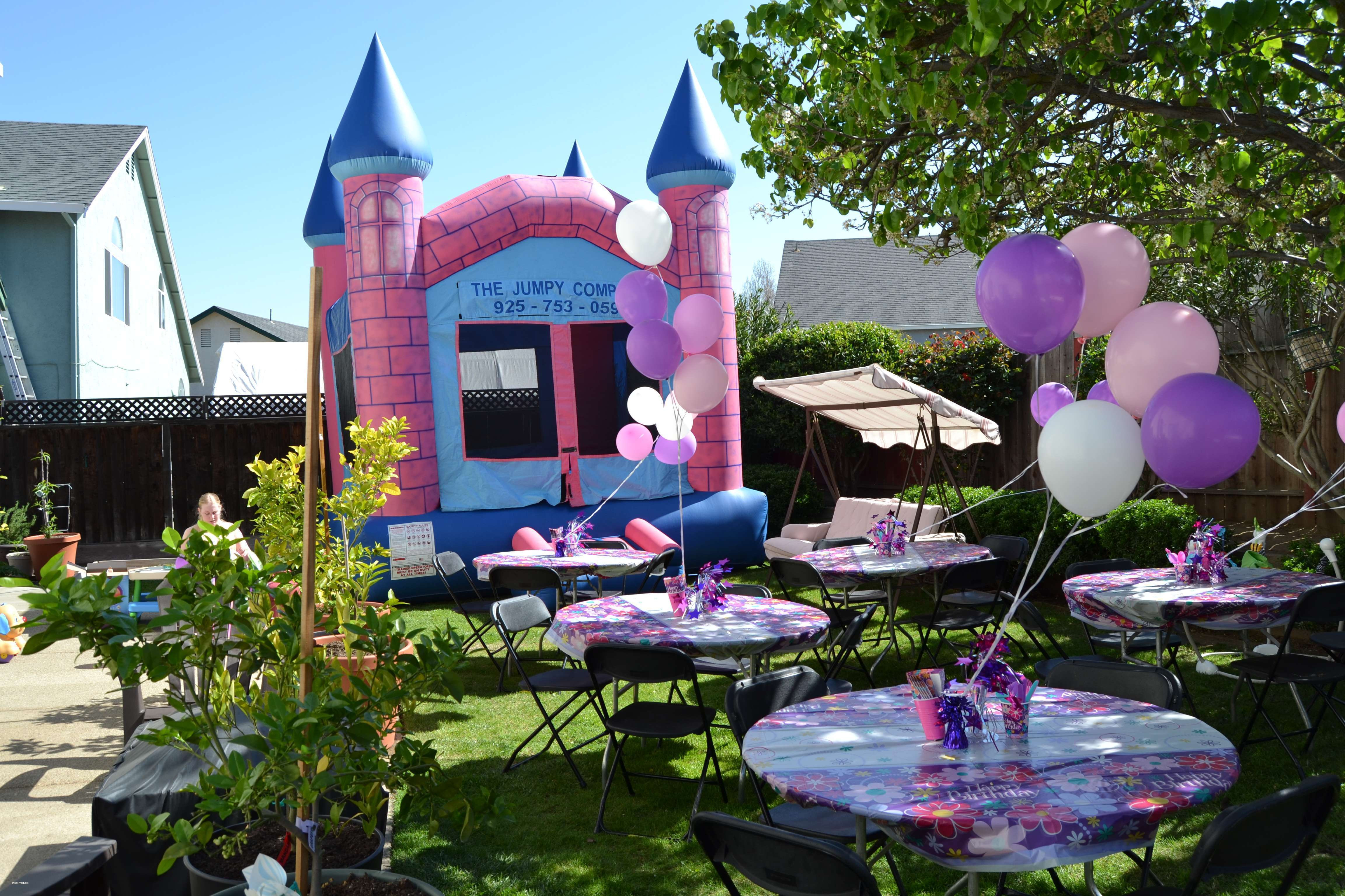 Toddler Backyard Birthday Party Ideas  Kids birthday party outside new new kids outdoor birthday