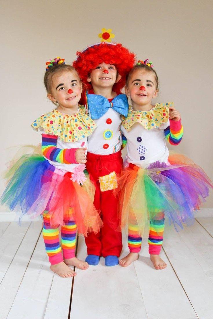Toddler DIY Costumes  Best 25 Clown Costumes ideas on Pinterest
