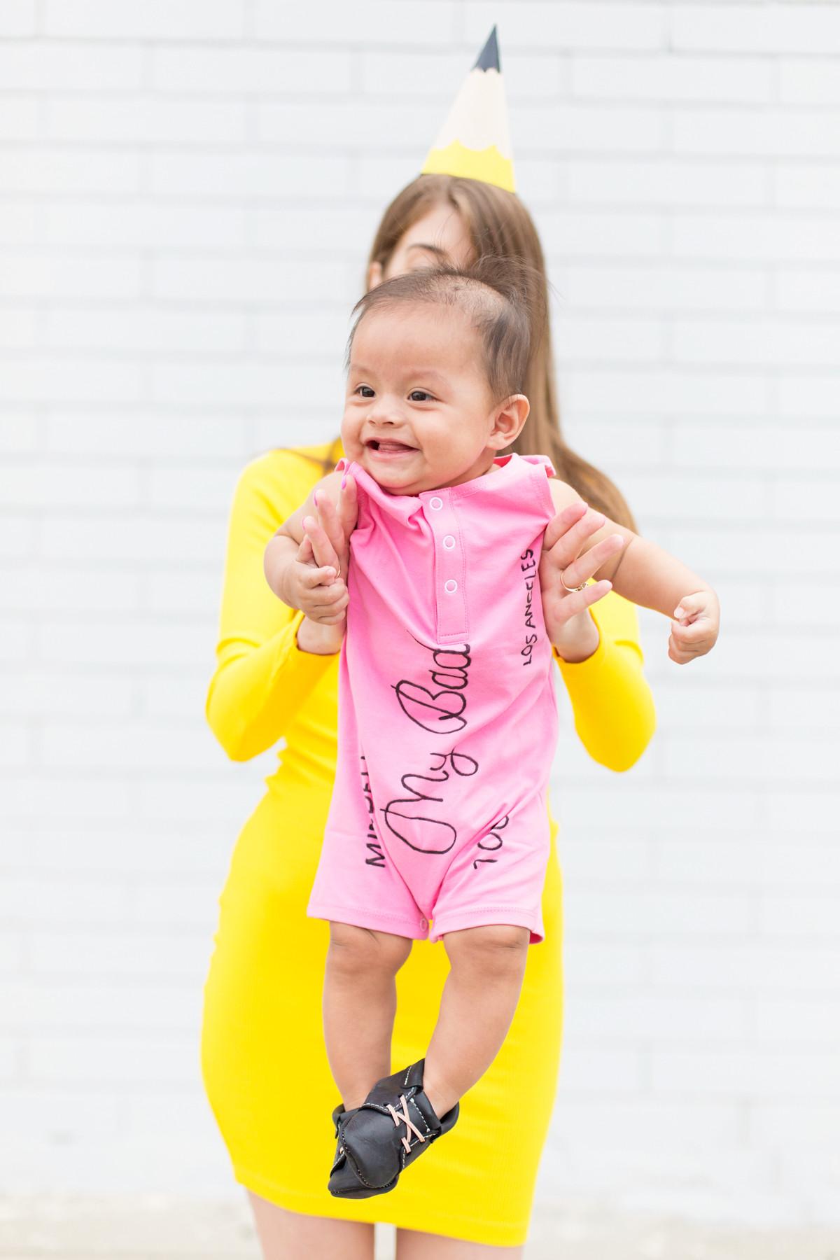 Toddler DIY Costumes  DIY School Supplies Family Costume Studio DIY