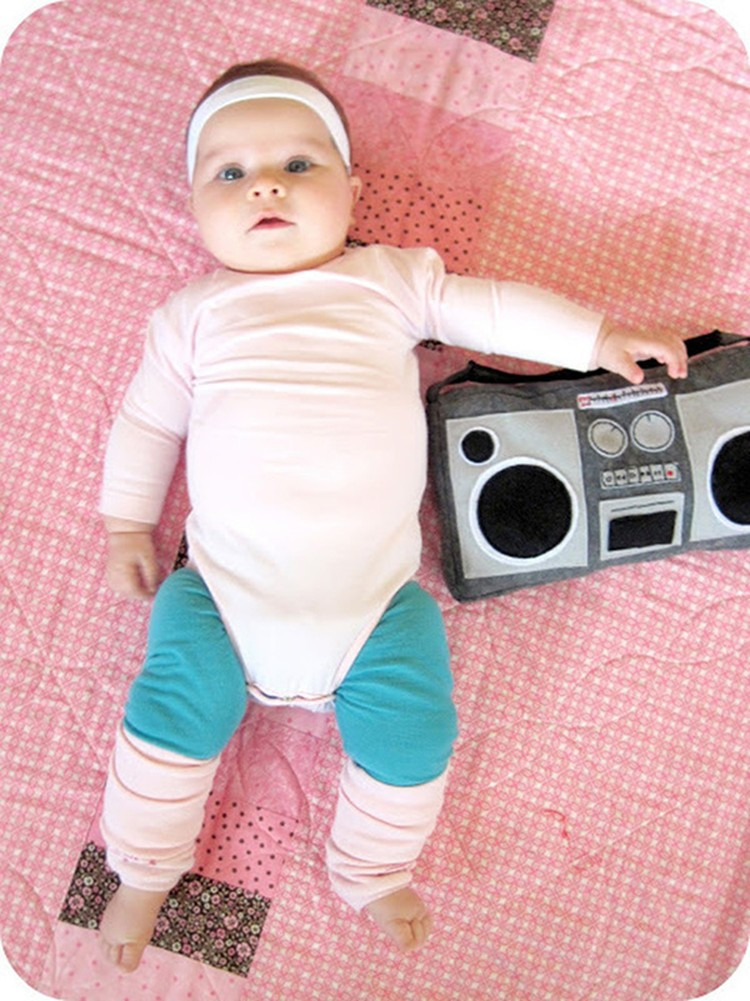 Toddler DIY Costumes  20 Most Shocking And Extremely Funny Halloween Baby