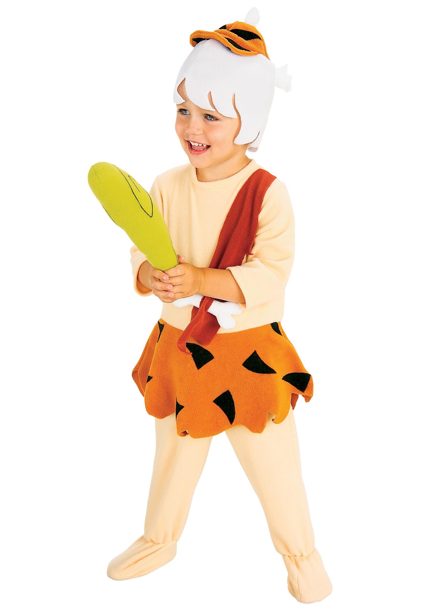 Toddler DIY Costumes  Bamm Bamm Toddler Costume