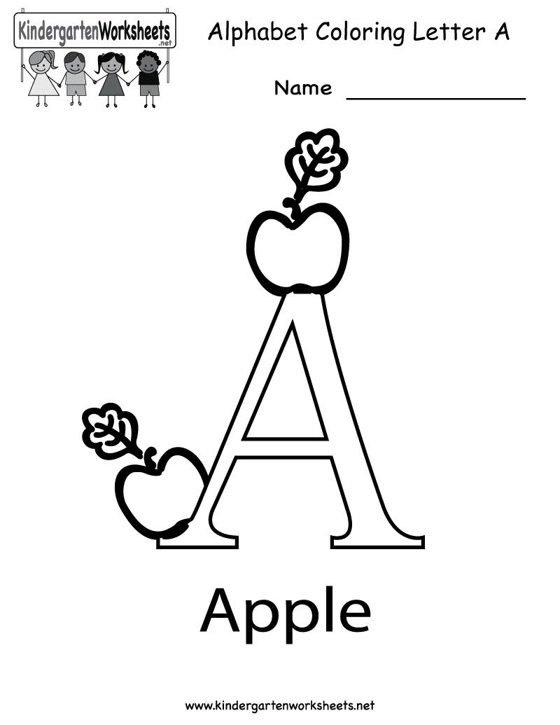 Toddler Letter S Coloring Sheets Preschool  Forex UK تعلم حرف A a