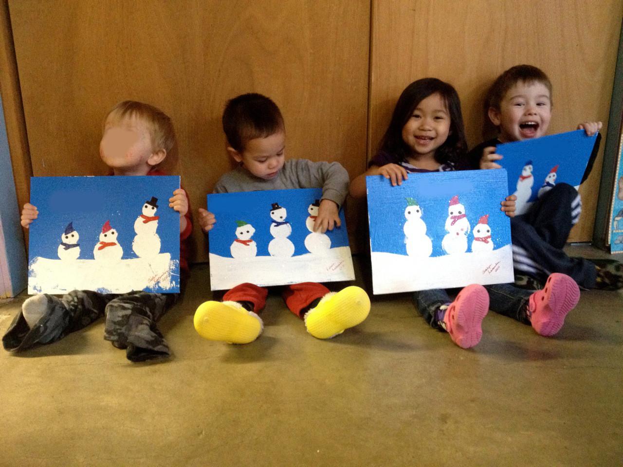 Toddler Made Christmas Gifts  Christmas
