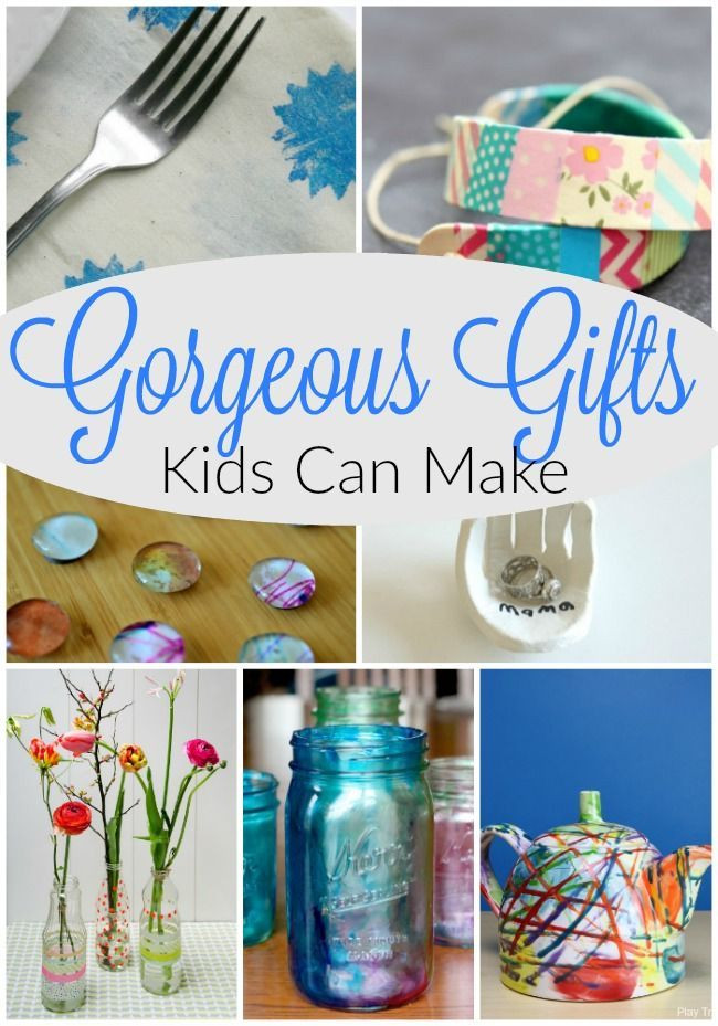 Toddler Made Christmas Gifts  44 best images about Brownie Crafts & Activities on
