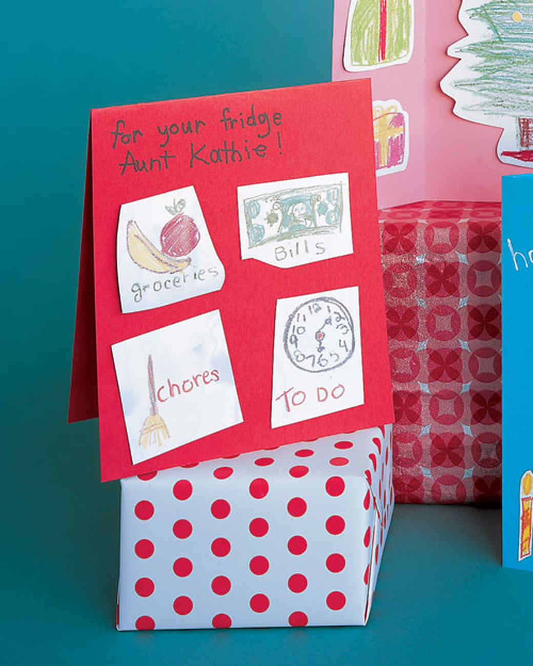 Toddler Made Christmas Gifts  Christmas Gifts Kids Can Make for Parents Grandparents