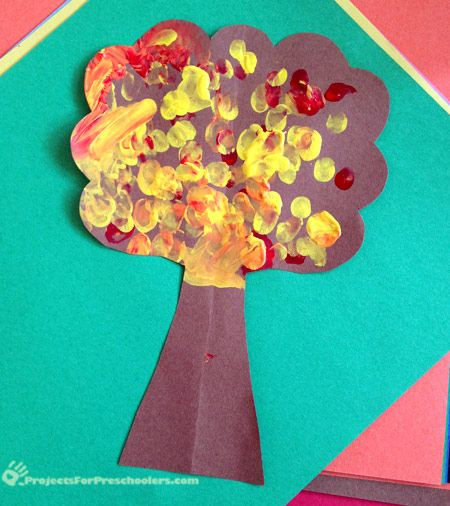 Toddlers Arts And Crafts Ideas  fall themes for toddlers red yellow orange
