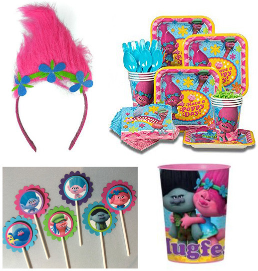 Trolls Party Favor Ideas  TROLLS PARTY FAVOR BAGS The Keeper of the Cheerios