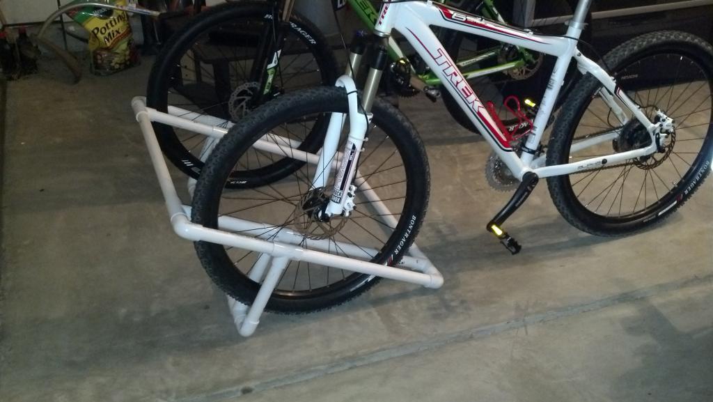 Truck Bed Bike Rack DIY  show your DIY truck bed bike racks Mtbr
