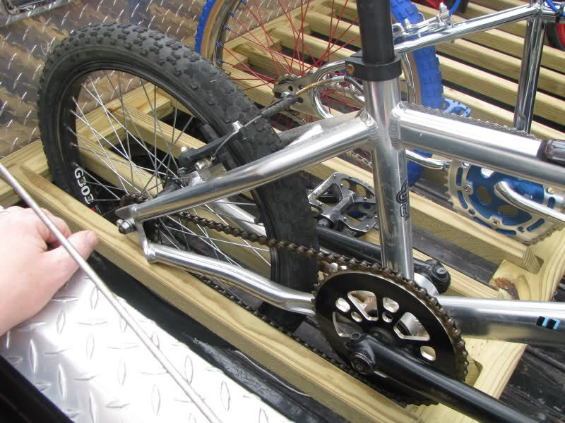 Truck Bed Bike Rack DIY  Need ideas about homemade pickup bed bike racks Mtbr