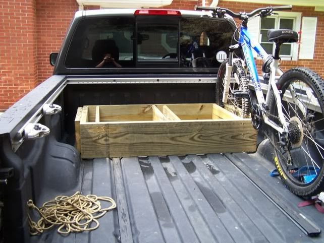 Truck Bed Bike Rack DIY  Best 25 Truck bed bike rack ideas only on Pinterest