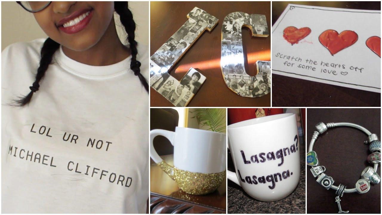 Tumblr Gift Ideas For Boyfriend  Cute & Easy DIY Tumblr Inspired Gift Ideas