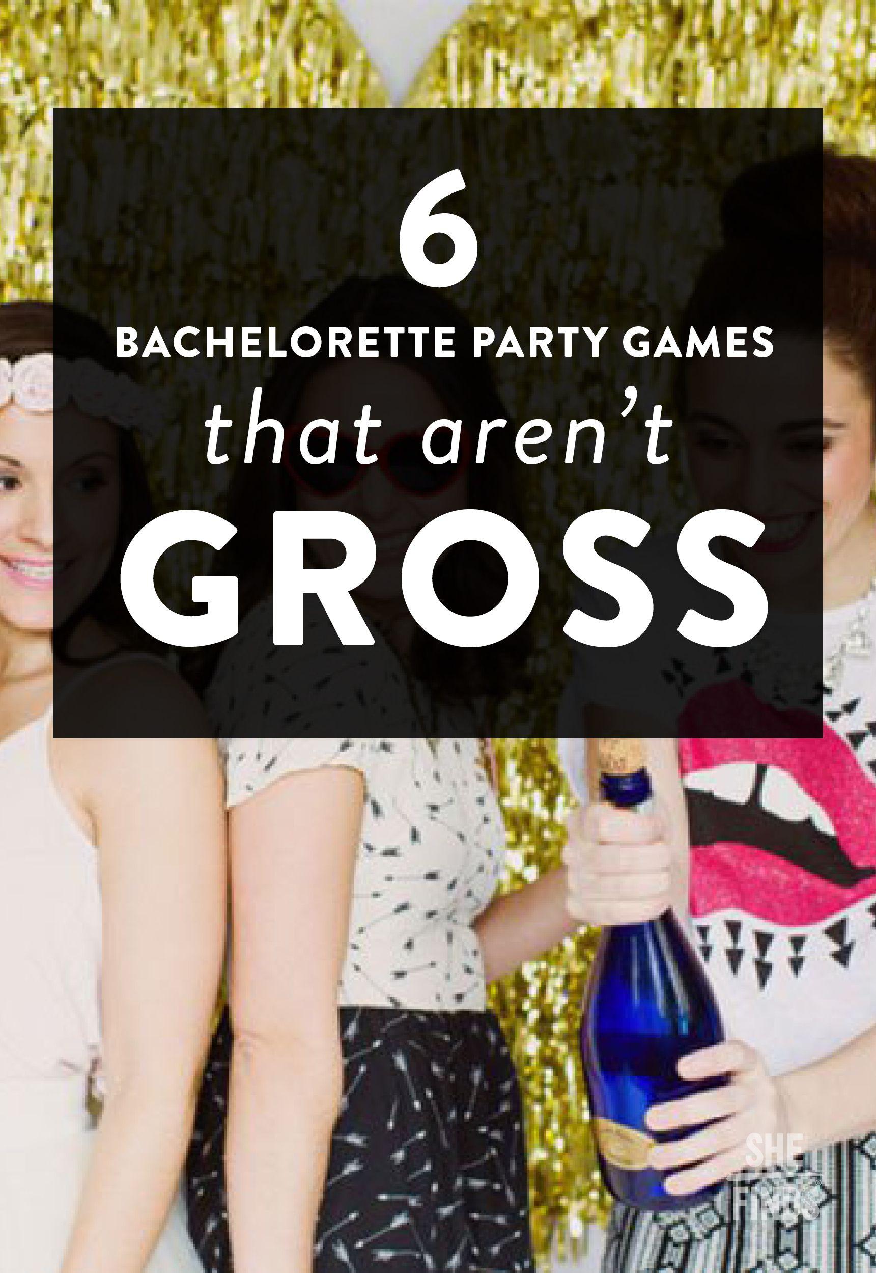 Under 21 Bachelorette Party Ideas  6 Bachelorette Party Games That Aren t Gross