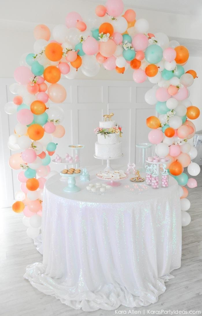 Unicorn Ideas For Party  Kara s Party Ideas Dreamy Unicorn Birthday Party
