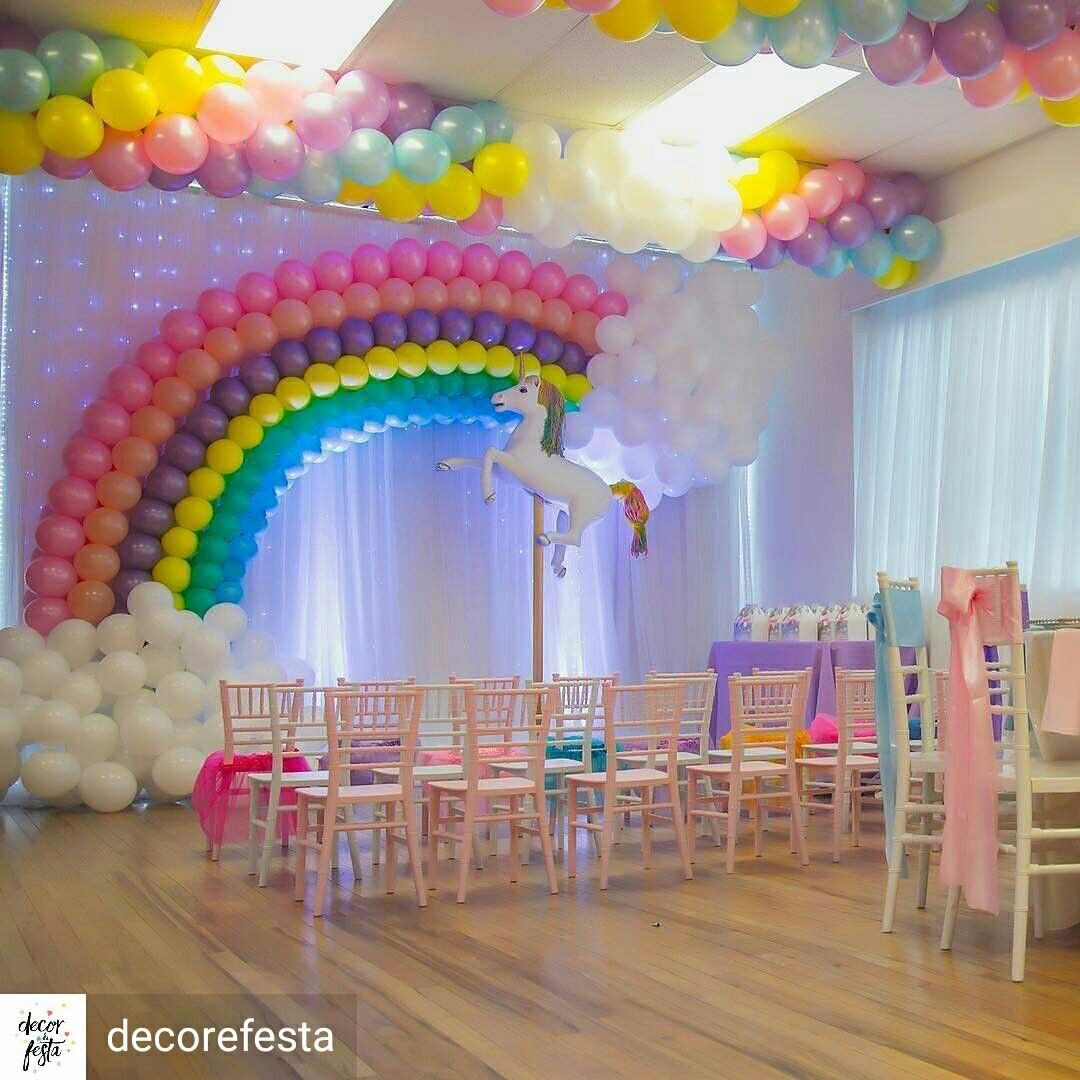 Unicorn Rainbow Party Ideas  Image result for unicorn party supplies aliexpress