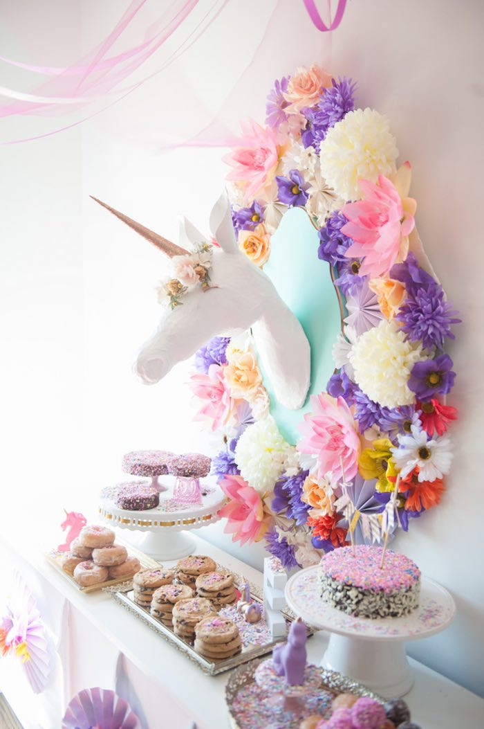 Unicorn Themed Party Ideas  Go Ask Mum 12 Magical Unicorn Party Ideas That Will Blow