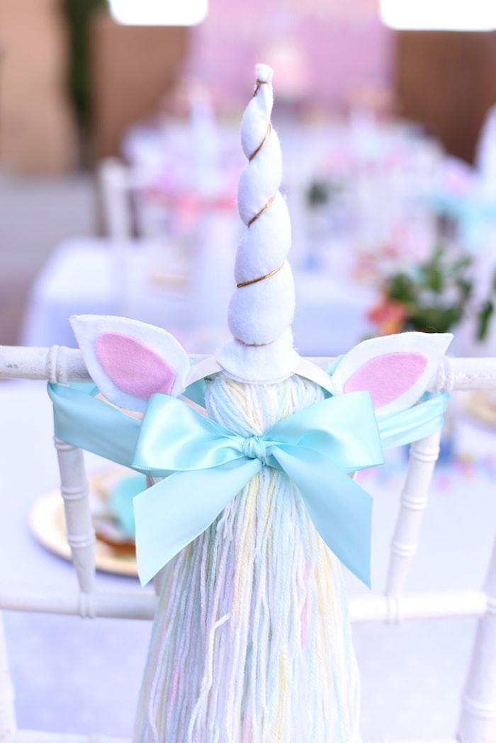 Unicorn Themed Party Ideas  Kara s Party Ideas Pastel Unicorn Themed Birthday Party