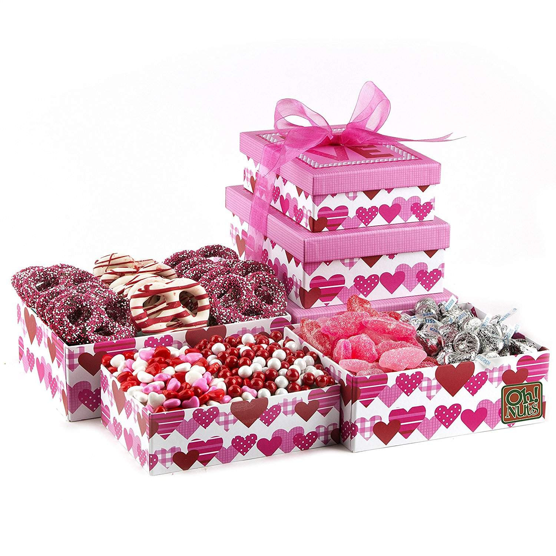 Valentine Candy Gift Ideas  Top 10 Best Valentine's Day Candy Gift Ideas
