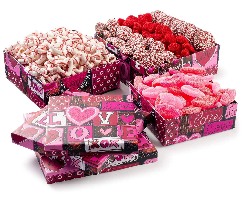 Valentine Candy Gift Ideas  Top 5 Best Valentine's Day Candy Gift Ideas