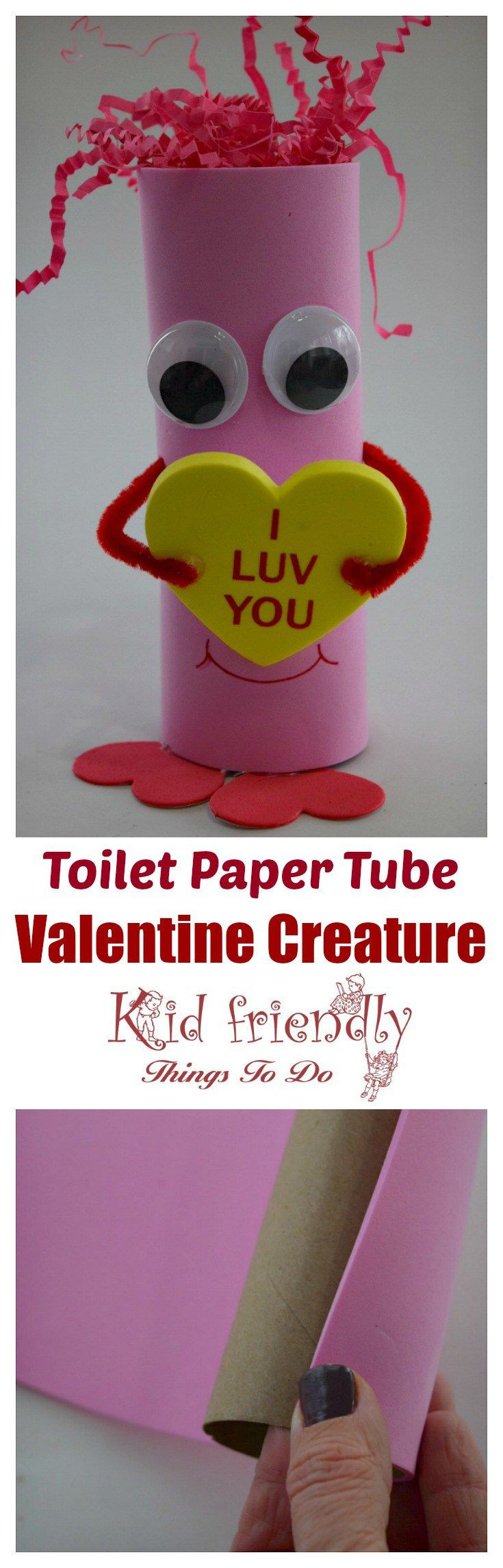 Valentine Crafts For Preschoolers To Make  Best 25 Valentine day crafts ideas on Pinterest