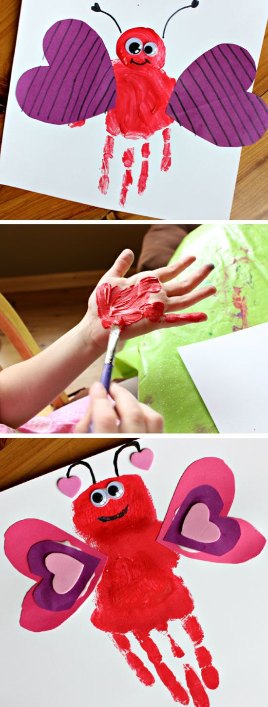 Valentine Crafts For Preschoolers To Make  25 best ideas about Easy valentine crafts on Pinterest