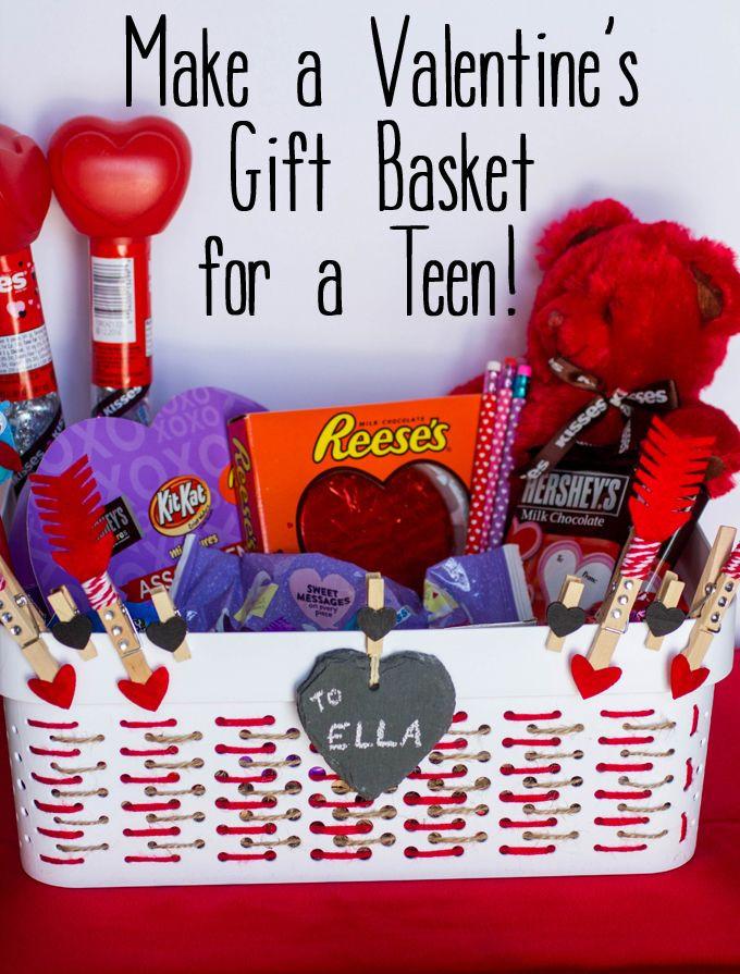 Valentine Day Gift Baskets Ideas  Best 25 Valentine t baskets ideas on Pinterest