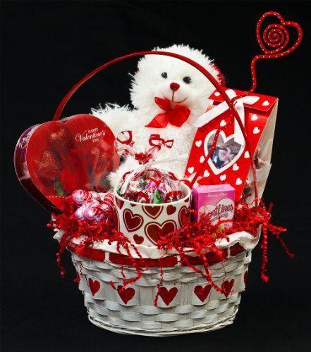 Valentine Day Gift Baskets Ideas  Romantic Valentine s Day Gift Basket for Him