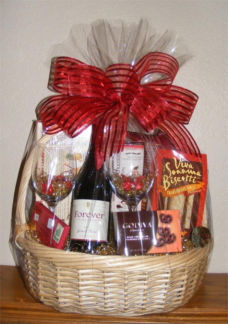 Valentine Day Gift Baskets Ideas  Romance Me Forever Valentines Day Gift Basket