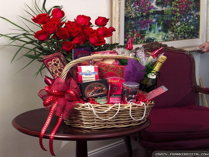 Valentine Day Gift Baskets Ideas  17 Best ideas about Valentine s Day Gift Baskets on