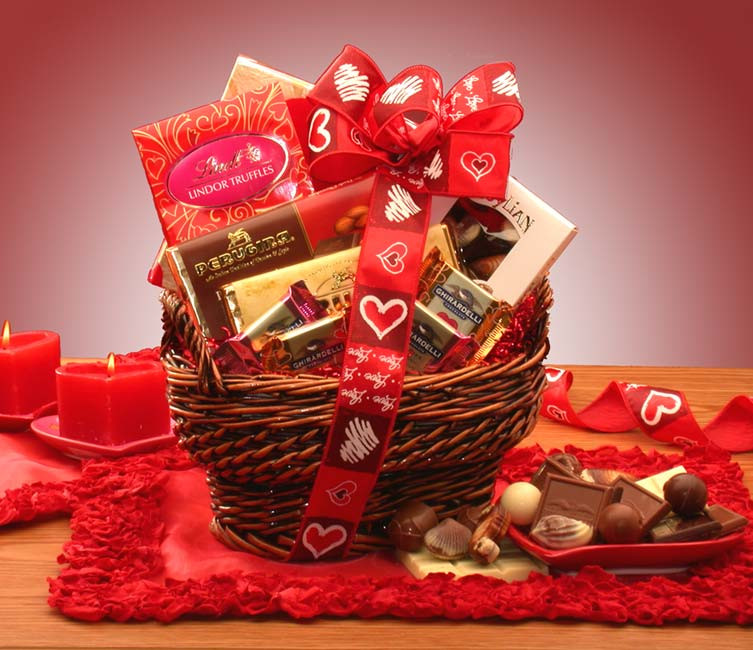 Valentine Day Gift Baskets Ideas  ficial Blog of India t