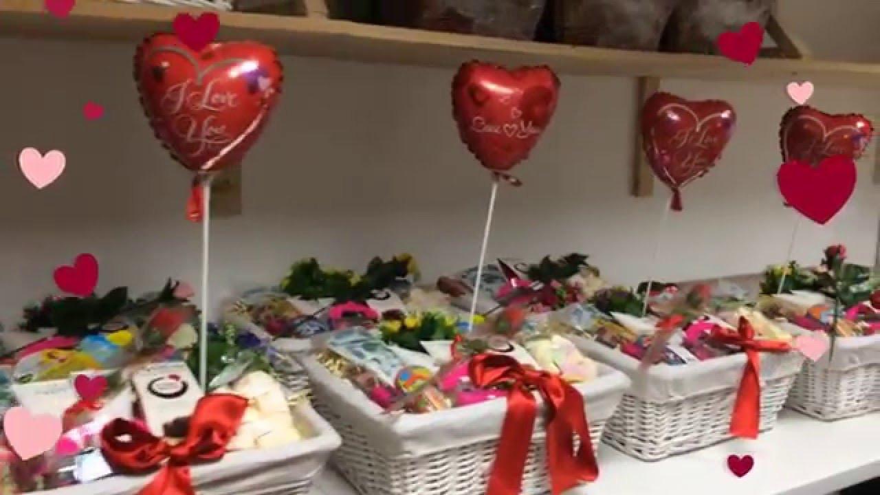 Valentine Day Gift Baskets Ideas  Valentines Day 2016 Gift Basket Ideas
