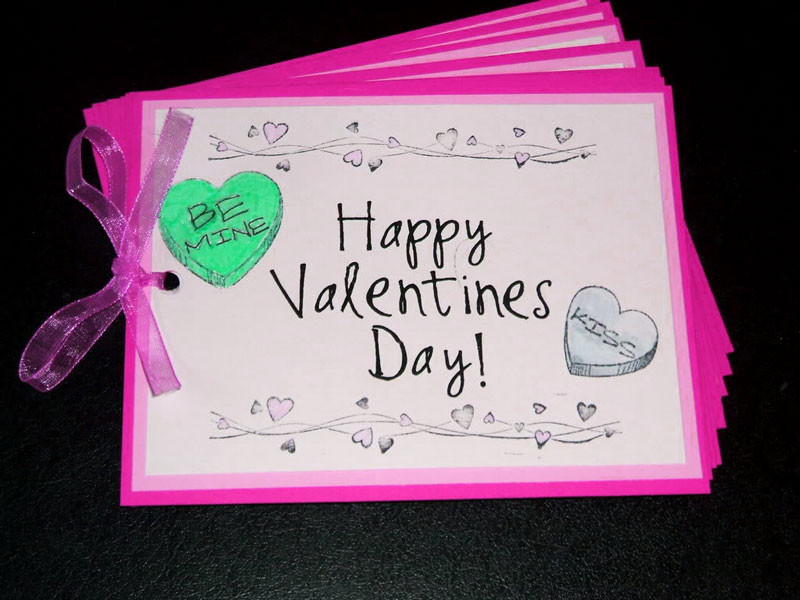 Valentine Day Homemade Gift Ideas  DIY Valentine s Day Gifts Cute Affordable & Unique Ideas