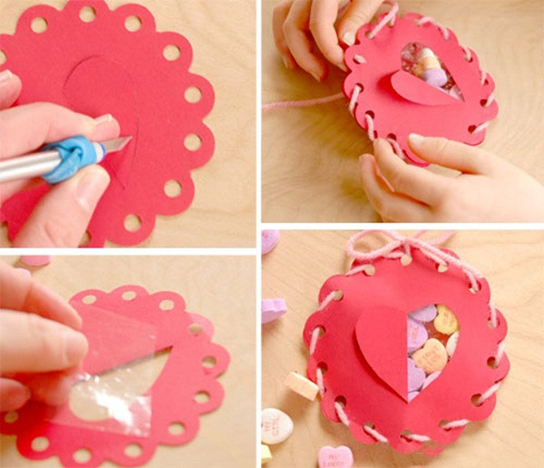 Valentine Day Homemade Gift Ideas  Homemade Valentine ts Cute wrapping ideas and small