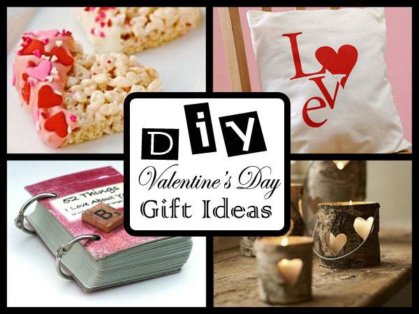 Valentine Day Homemade Gift Ideas  DIY Valentines Gift Ideas for Valentines Day Easyday