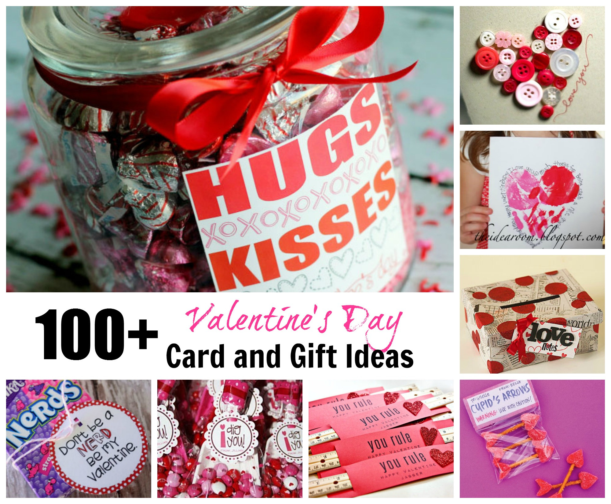 Valentine Day Homemade Gift Ideas  Valentine's Day Cards and Gifts