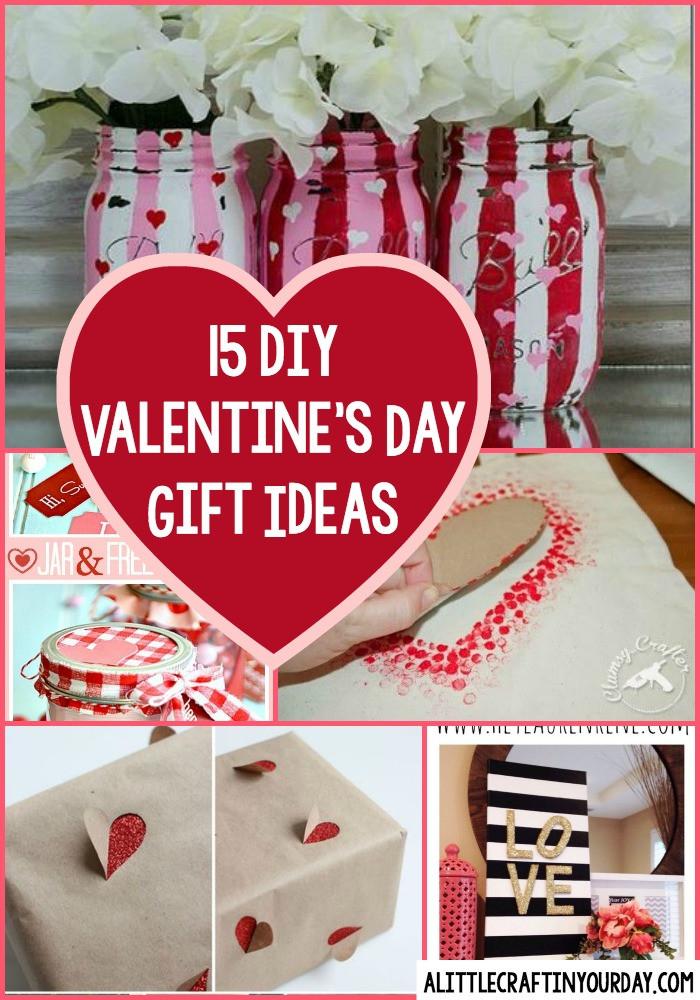 Valentine Day Homemade Gift Ideas  DIY Valentine's Day Gift Ideas – Craft Teen