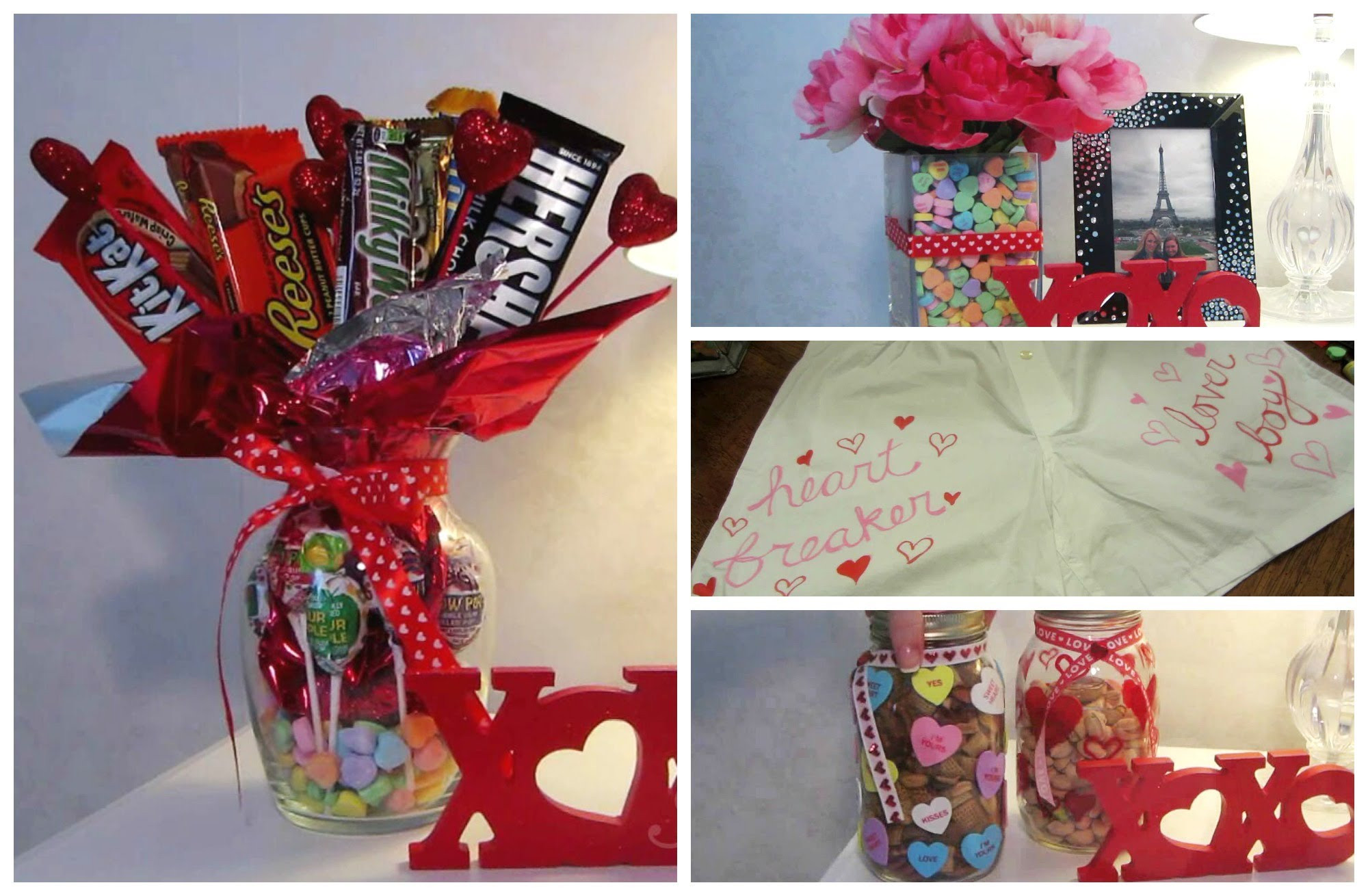Valentine Day Homemade Gift Ideas  19 Best s of DIY Gifts For Girlfriend Cute DIY