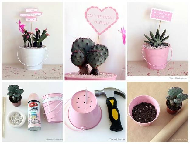 Valentine Day Homemade Gift Ideas  40 DIY Gift Ideas To Make Your Valentines Days Special