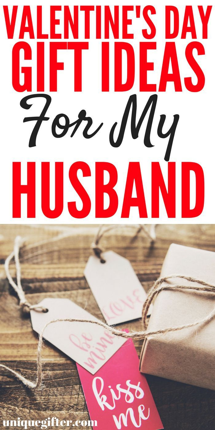 Valentine Gift For Husband Ideas  304 best Valentines Day images on Pinterest