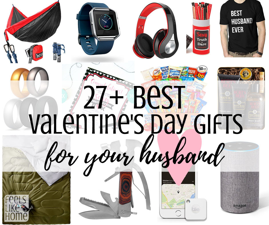 Valentine Gift For Husband Ideas  27 Best Valentines Gift Ideas for Your Handsome Husband